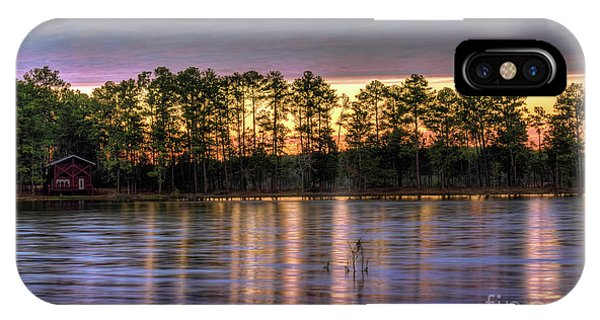 Flint Creek IPhone Case