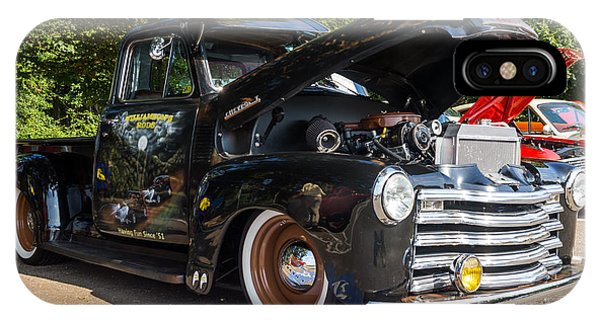 Hall County Sheriffs Office Show And Shine Car Show IPhone Case