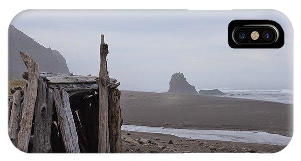 Irish Beach IPhone Case