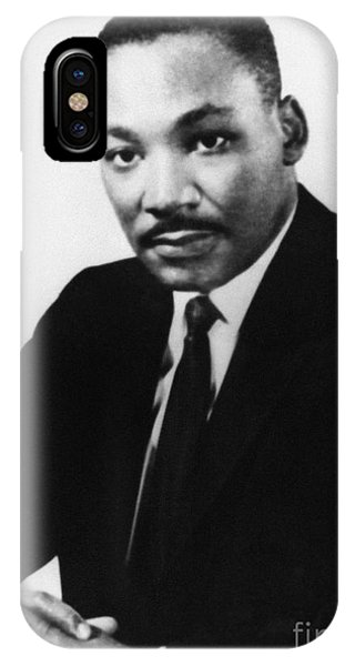 Martin Luther King, Jr IPhone Case
