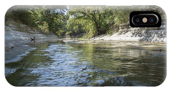 10 Mile Creek IPhone Case