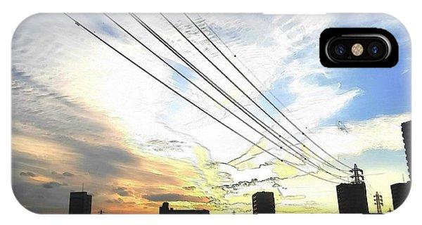 iPhone Case - Sunset by Kumiko Izumi