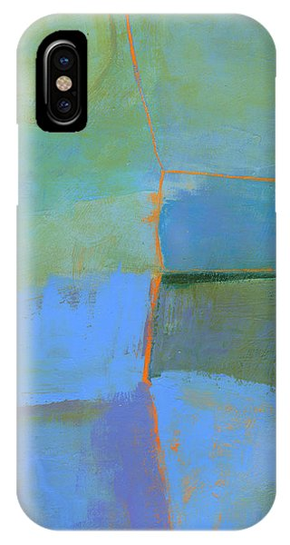 Abstract iPhone Case - 100/100 by Jane Davies