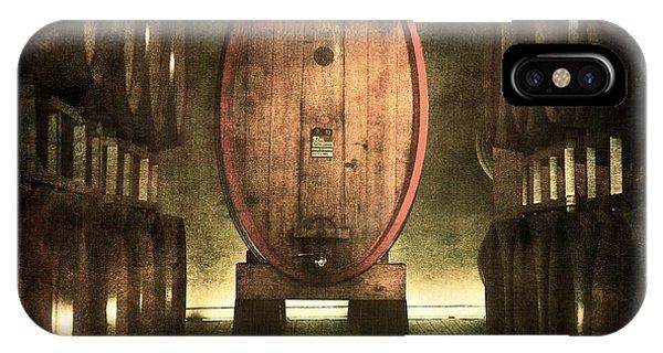 100 Hl - Italian Red Wine IPhone Case