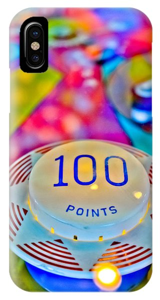 100 Points - Pinball IPhone Case