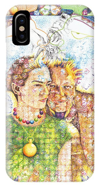 10000 Caras Son Uno IPhone Case