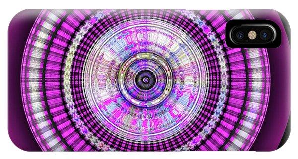 IPhone Case featuring the digital art 102920171 by Visual Artist Frank Bonilla
