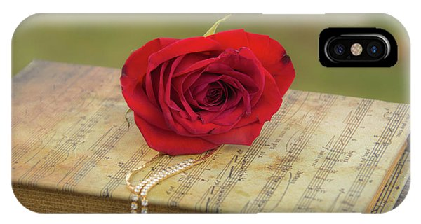 10754 For You My Love IPhone Case