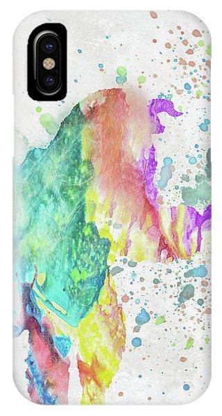 10787 Beast IPhone Case