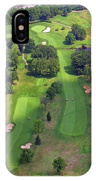 10th Hole 2 Sunnybrook Golf Club 398 Stenton Avenue Plymouth Meeting Pa 19462 1243 IPhone Case