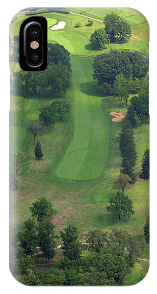 10th Hole Sunnybrook Golf Club 398 Stenton Avenue Plymouth Meeting Pa 19462 1243 IPhone Case