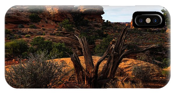 Canyonlands National Park Utah IPhone Case