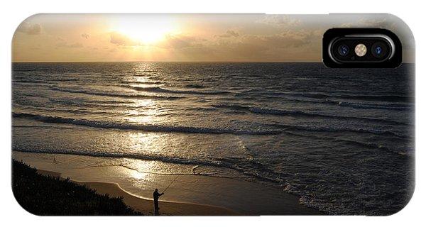 Sunset At Jaffa Beach 5 IPhone Case