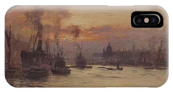 Jervis iPhone Case - Sunset by MotionAge Designs