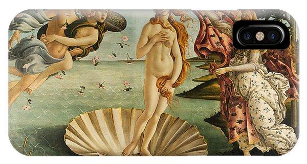 The Birth Of Venus IPhone Case