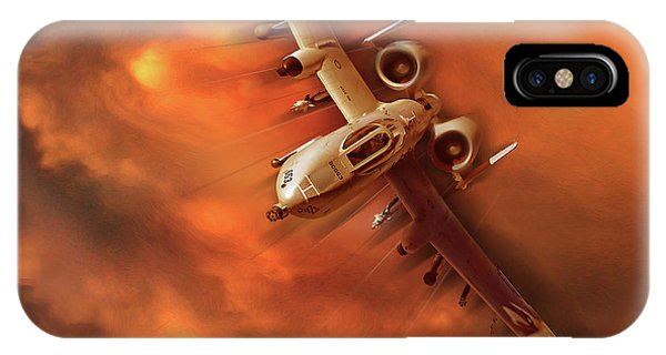 A-10 Warthog IPhone Case