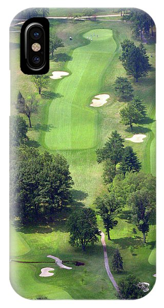 11th Hole Sunnybrook Golf Club 398 Stenton Avenue Plymouth Meeting Pa 19462 1243 IPhone Case