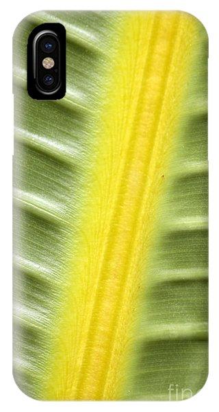 iPhone Case - Abstract by Tony Cordoza