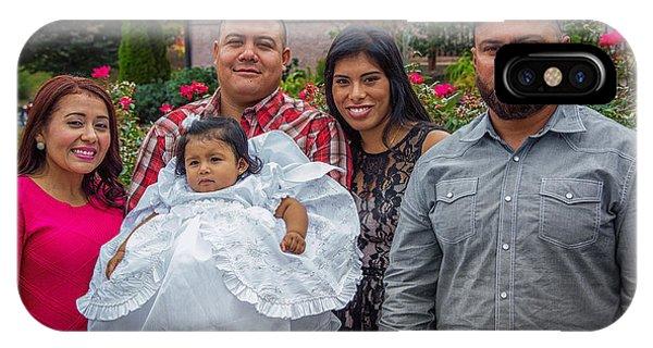 Cruz Baptism IPhone Case