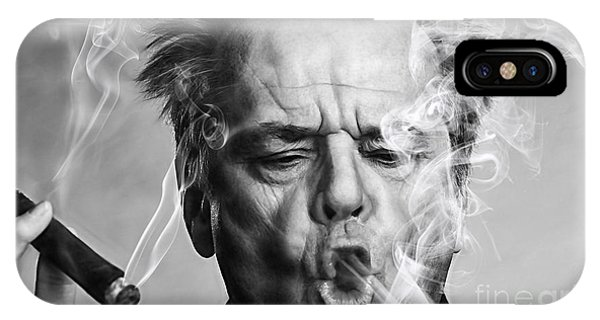 Jack Nicholson Collection IPhone Case