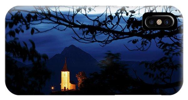 Jamnik Church Of Saints Primus And Felician IPhone Case