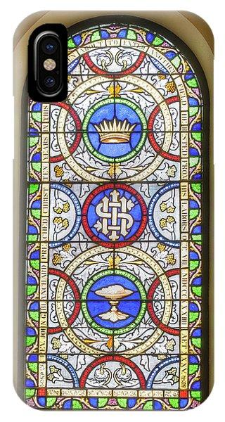 Saint Anne's Windows IPhone Case