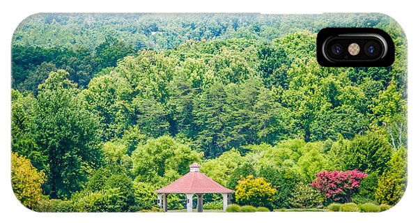 Scenery Around Lake Lure North Carolina IPhone Case