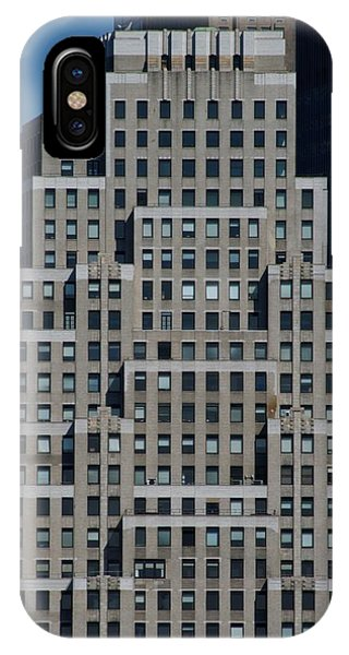 120 Wall Street Nyc IPhone Case