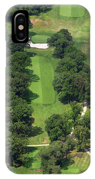 12th Hole Sunnybrook Golf Club 398 Stenton Avenue Plymouth Meeting Pa 19462 1243 IPhone Case