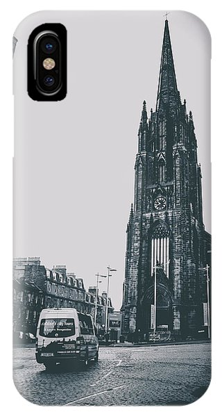 Edinburgh IPhone Case