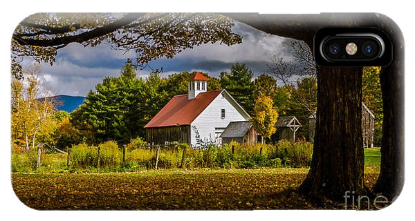 New England Photography 2016 Calendar.  IPhone Case