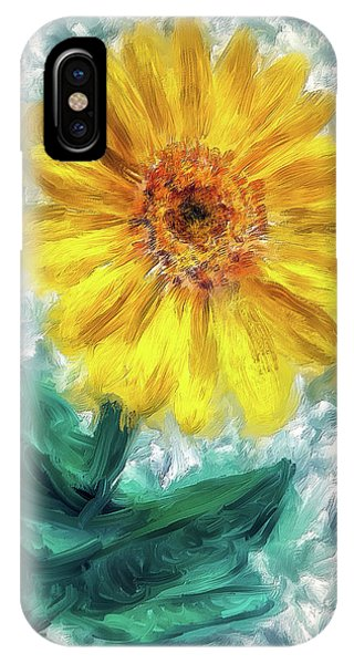 Balsam Root Blossom  IPhone Case