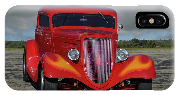 1934 Ford Coupe Hot Rod IPhone Case