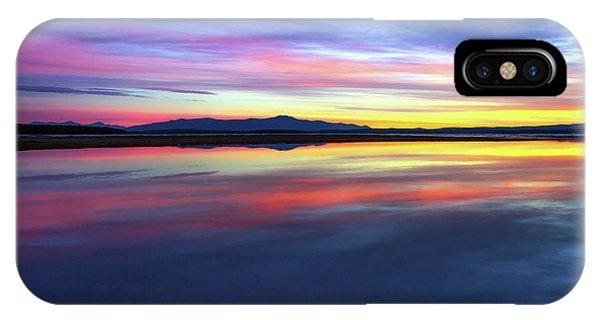 Lake Winnipesaukee - Layers IPhone Case