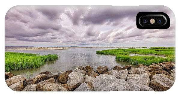 Seascape Of Hilton Head Island IPhone Case