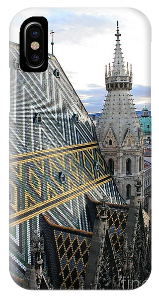St Stephens Cathedral Vienna IPhone Case
