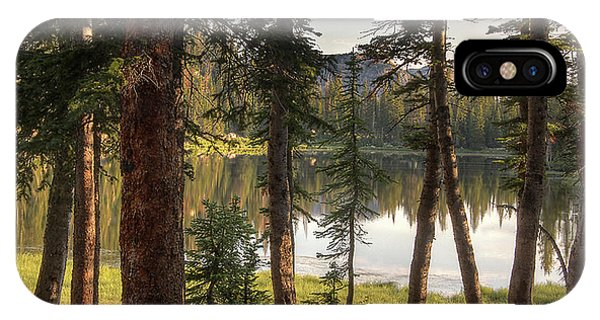 Uinta Mountains, Utah IPhone Case