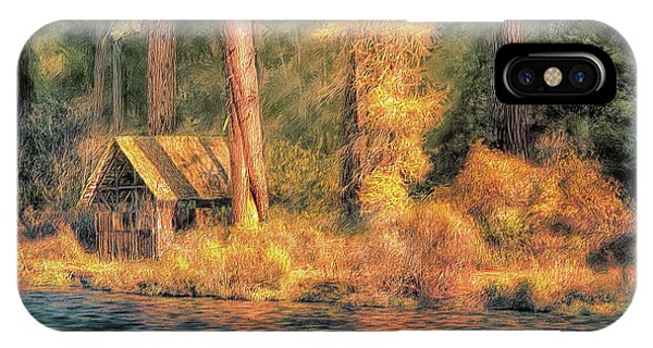 Metolius Autumn IPhone Case