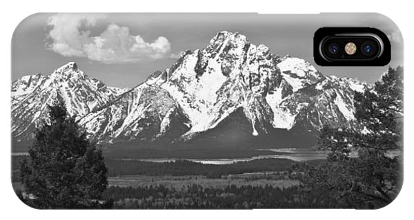 Wyoming IPhone Case