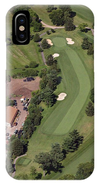 14th Hole Sunnybrook Golf Club IPhone Case