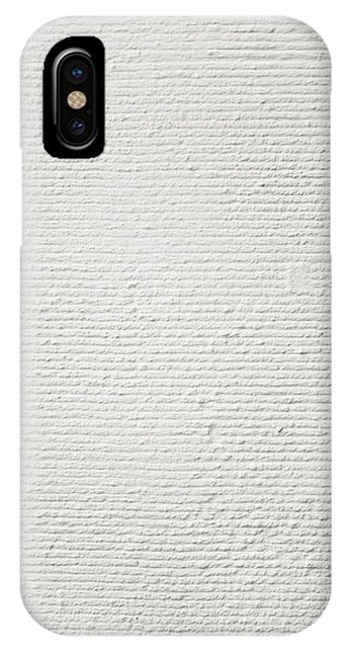 Cement iPhone Case - Stone Background by Tom Gowanlock