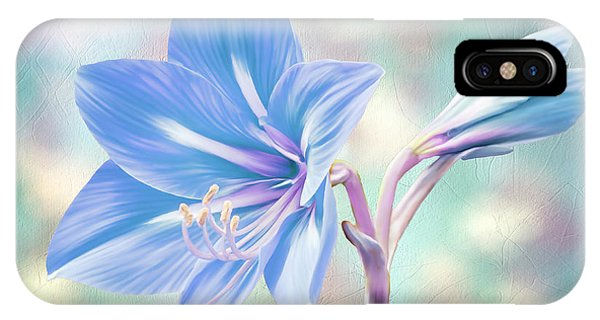 Amaryllis #2 IPhone Case