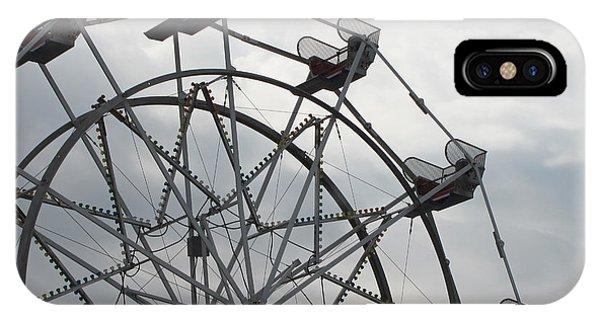 15th Street Ferris Wheel IPhone Case