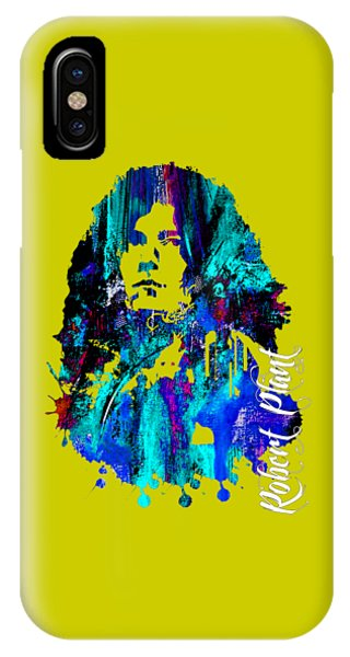 Robert Plant Collection IPhone Case