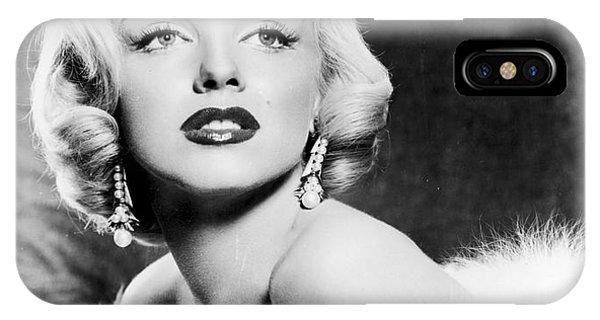 iPhone Case - Marilyn Monroe by Granger