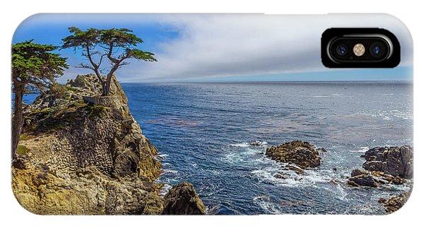 17 Mile Drive Pebble Beach IPhone Case