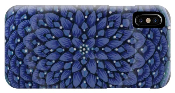 IPhone Case featuring the ceramic art #1701 by Kym Nicolas