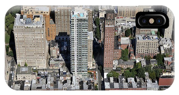 1708 Rittenhouse Square Street Philadelphia Pa 19103 6150 IPhone Case