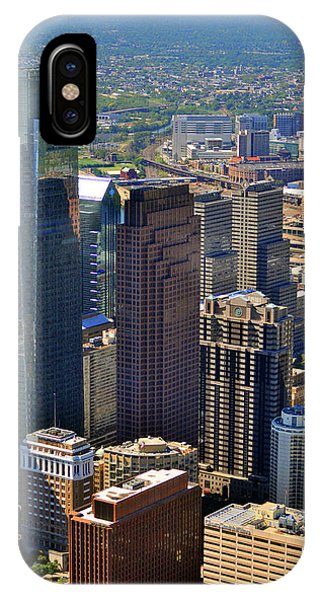 1717 Arch Street Philadelphia Pa 19103 IPhone Case