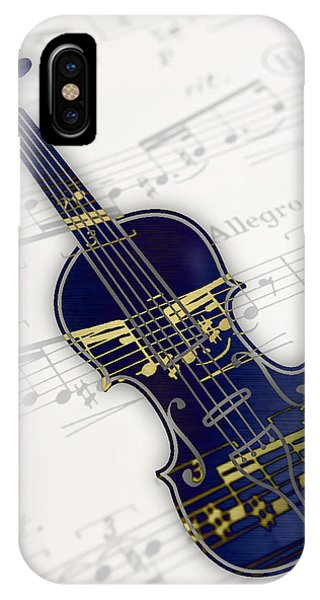 Violin Collection IPhone Case